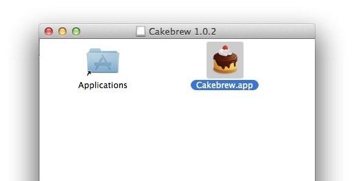 Cakebrew installer