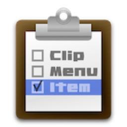ClipMenuのアイコン