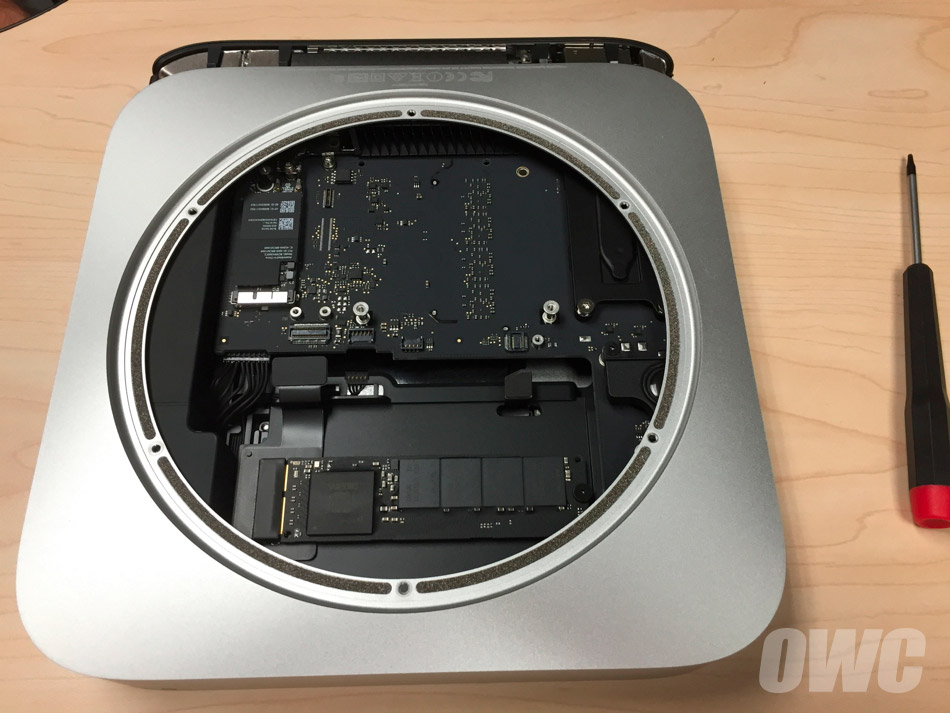 Mac mini Late 2014 by OWC