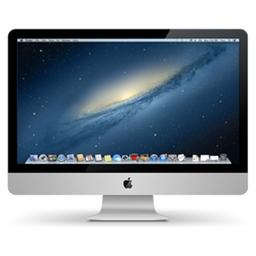 iMac 2012のロゴ