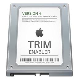 Trim Enabler v4のアイコン。