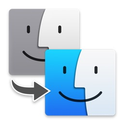 macOSの移行アシスタント