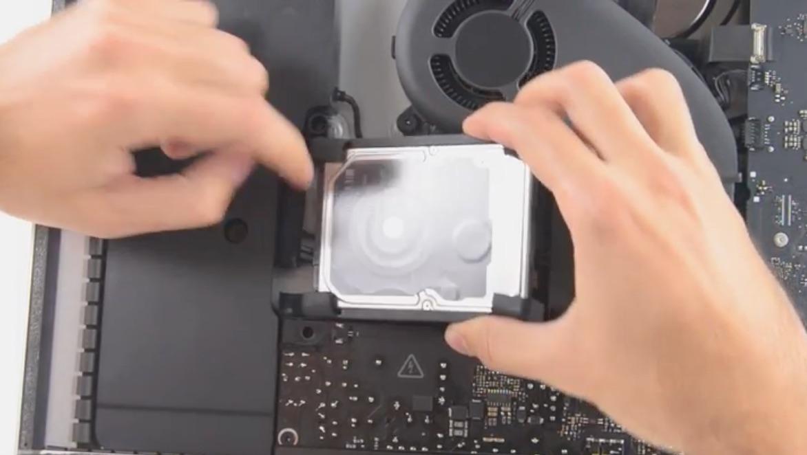 iMac 4K HDD