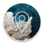 1,500以上の衛星写真を一定間隔でMacの壁紙に設定してくれるアプリ「Beautiful Earth」が無料セール中。
