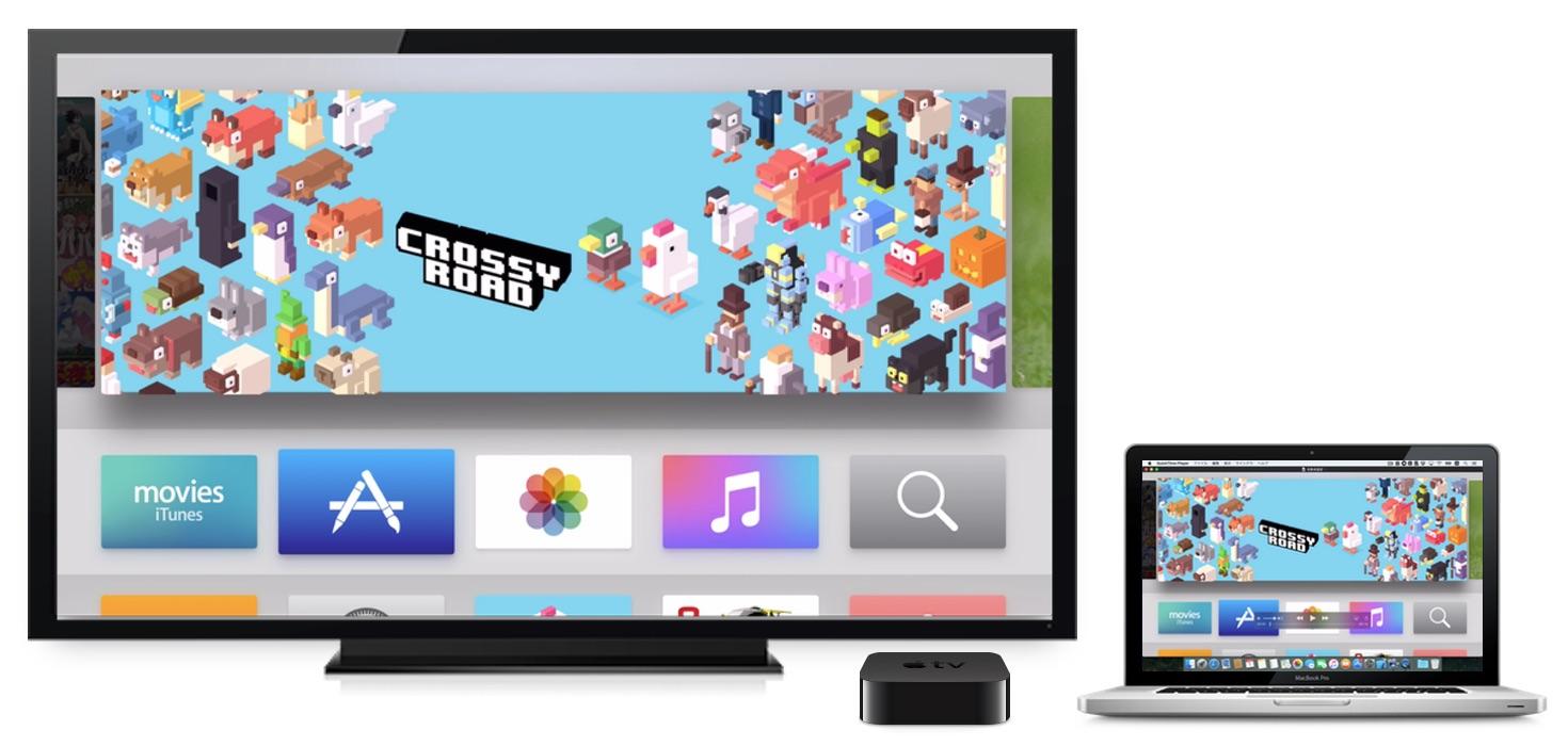 Apple TVなど