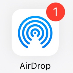 AppleのAirDrop