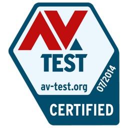 AV-TESTのロゴ。