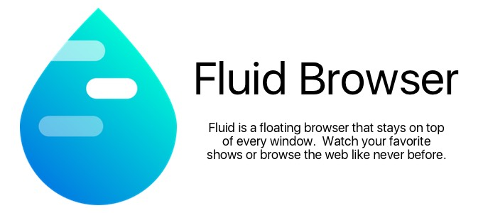Fluid-Browser for Mac