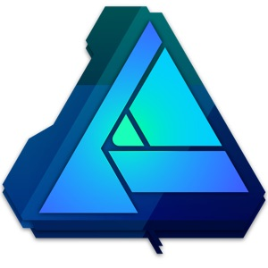 Affinity Designerのアイコン。