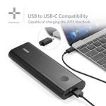 AmazonでUSB-Cポートを搭載し、新しいMacBookも充電可能なAnkerのモバイルバッテリー「PowerCore+ 20100」などがタイムセール中。