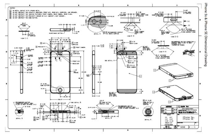 Apple デバイス用ケースの設計ガイドライン