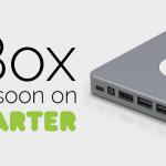 Mac/iOSデバイスに、キーボードやマウス、ストレージなどを接続できるワイヤレスDock「DoBox」がKickStarterに登場。