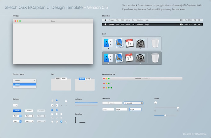 El-Capitan-UI-Kit-for-Sketch-Hero