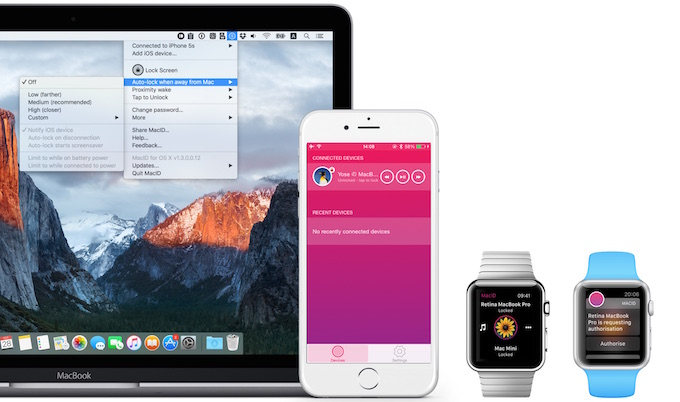 MacID-support-for-switching-multiple-Apple-Watch