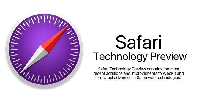 Safari Technology Preview Hero