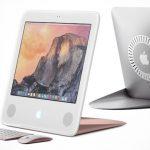 CURVED/labs、旧eMacを現在の技術で再現したコンセプト「eMac(2016)」を公開。