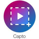 スクリーンショットの管理からスクリーンキャプチャの編集までを行えるMac用アプリ「Capto」がリリース。