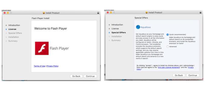 Fake-Adobe-Flash-Player-Installer
