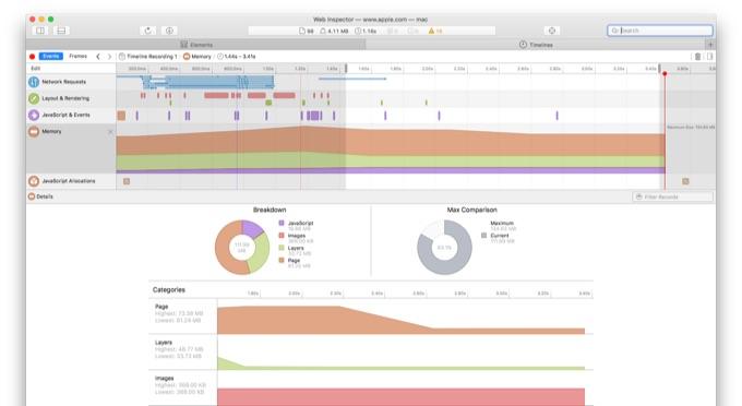 Safari-Technology-Preview-v2-New-Web-Inspector-memory