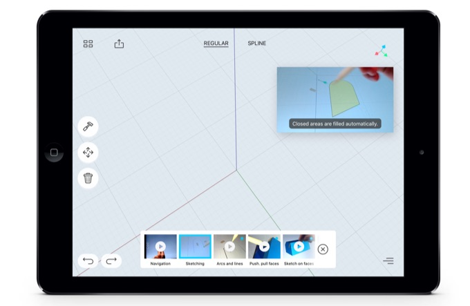Shapr3D-on-iPad-Pro-tutorial