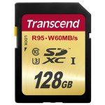 AmazonでTranscendのClass 10 UHS-I U3対応128GB SDXCカードなどがタイムセール中。