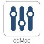 Macのメニューバーにイコライザーを表示してくれるオーディオユーティリティ「eqMac」。
