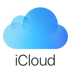 iCloudのアイコン。
