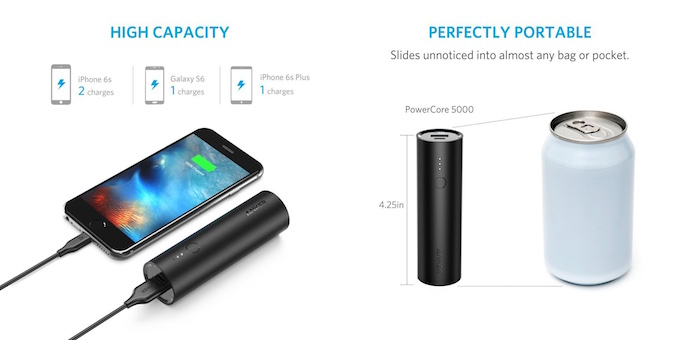 Anker-PowerCore-5000-spec