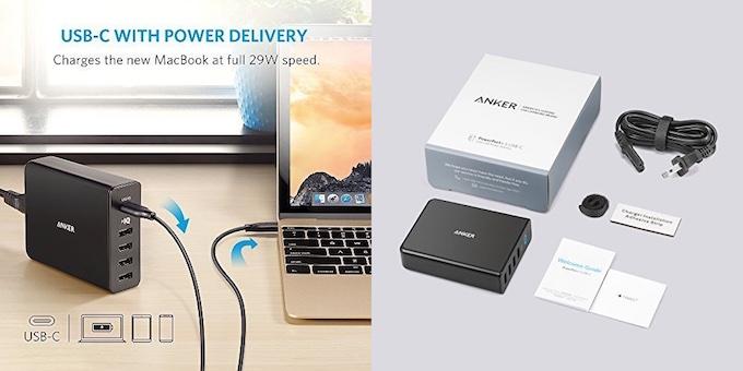 Anker-PowerPort-5-USB-C-29W