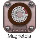 カセットテープレコーダーを模したMac&iOS用ミュージックプレイヤー「Magnetola」が無料セール中。