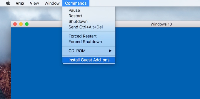 Veertu-Windows-Add-ons