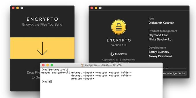 encrypto-cli