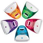 512 Pixels、13カラーある「iMac G3」を全て集め、高解像度写真を公開。
