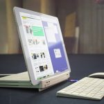 CURVED/labs、iPad ProをMacintosh LC風にするコンセプトDock「iPad Pro Retro-Dock」を公開。