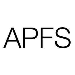 APFSのアイコン。