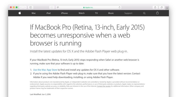 Apple-MacBook-Pro-Early2015-Web-Browser-issue