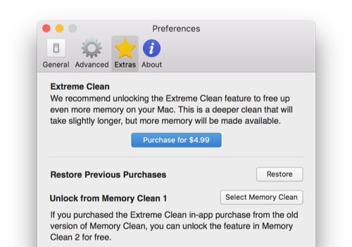 Memory-Clean-app-in-purcheses