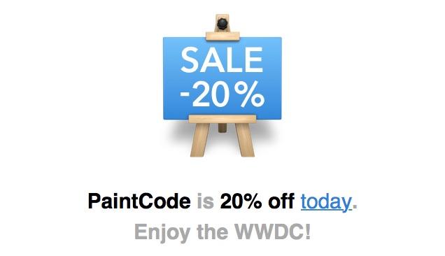 PaintCode-20-sale