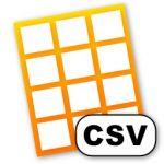 シンプルかつ軽量なMac用CSVエディタ「Table Tool」がリリース。