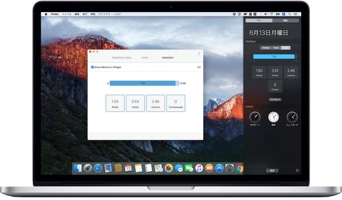 VitalSigns-System-monitor-widget