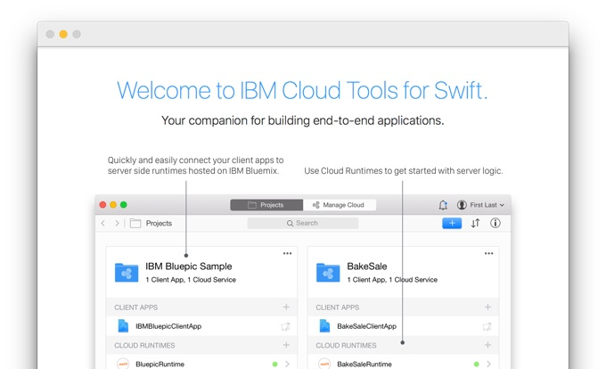 Welcome-to-IBM-Cloud-Tools-for-Swift