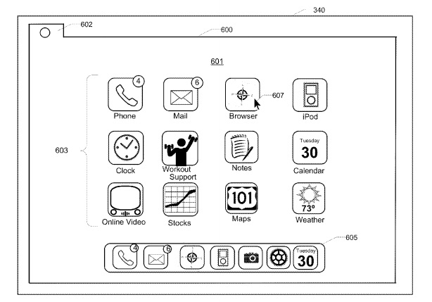 iOS-on-Mac-Patent