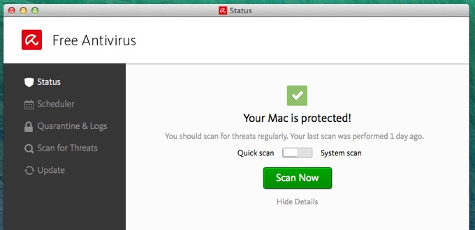 Avira-for-Mac