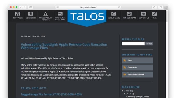 Cisco-Talos-team-Stagefright-like-bug-on-Apple-OS