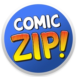 Comic-Zipper-logo-icon