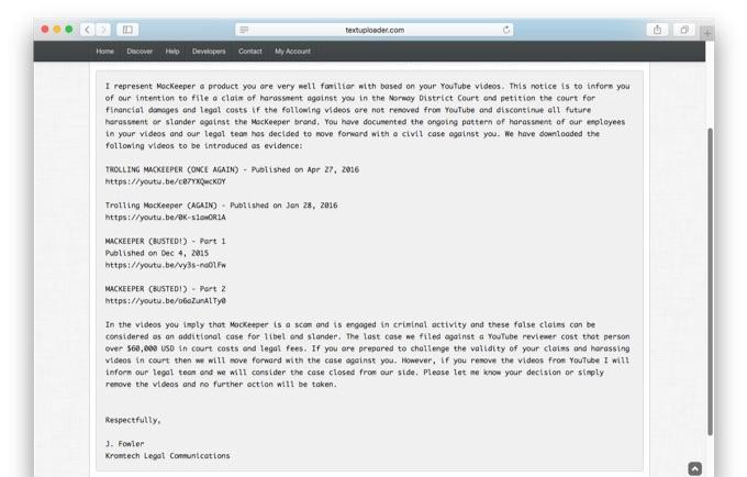 MacKeeper_legal_complaint_letter