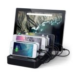 Satechi、USB-Cポートを備えた充電ステーション「Satechi 7 Port USB + USB-C Charging Station」を発表。