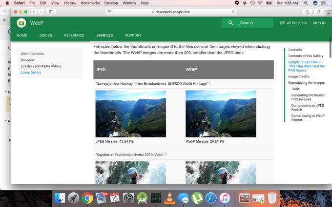 macOS-Sierra-support-WebP-on-Safari-v10