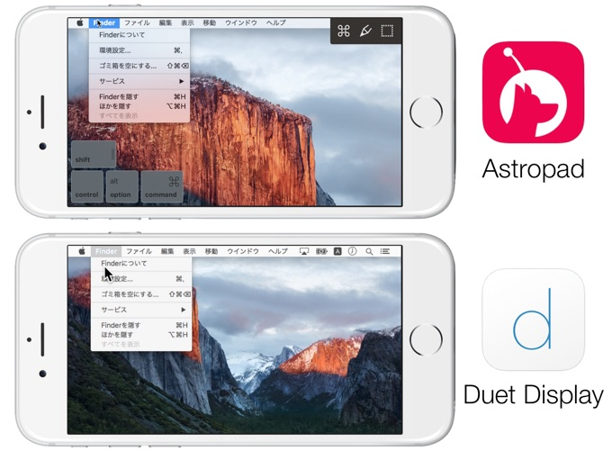 Astropad-and-Duet-Display-on-iPhone