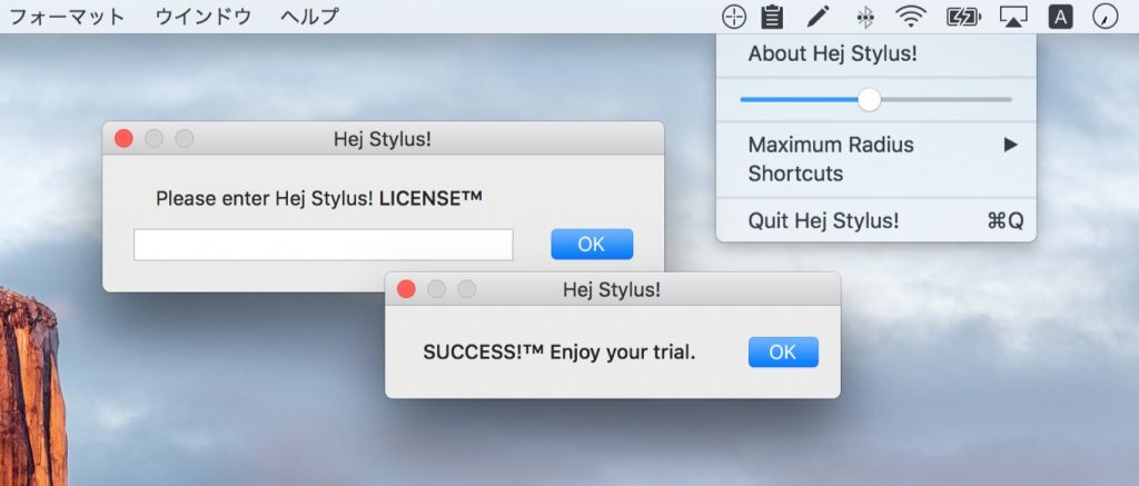 Hej-Stylns-Trial-License